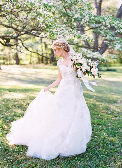 southern-wedding-monique-lhuillier